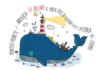 BALENA CARLOTTA - ADRY DE MARTINO